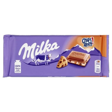 Chocolate Chips Ahoy - Milka