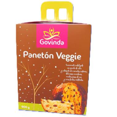 Panetón Vegano Tradicional Govinda