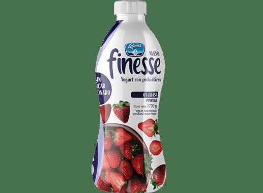 Finesse Fresa Garrafa 1,700gr