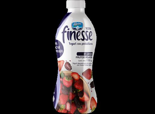 Finesse Frutos Rojos  Garrafa 1,700gr
