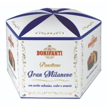 Bonifanti Panettone Gran Milanese Corolla