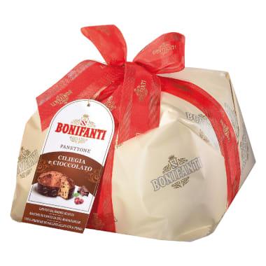 Bonifanti Panettone Cereza y Chocolate