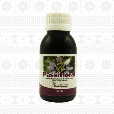 EXTRACTO PASSIFLORAL GOTERO 60ML TAKIWASI