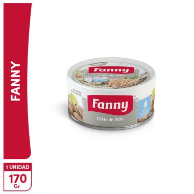 Fanny Filete Atun En Agua 170g