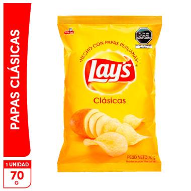 Lays Clasicas 70g