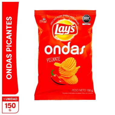 Lays Ondas Picante 150g