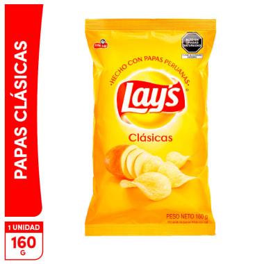 Lays Clasicas 160g