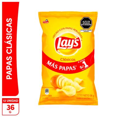 Lays Clasicas 36g