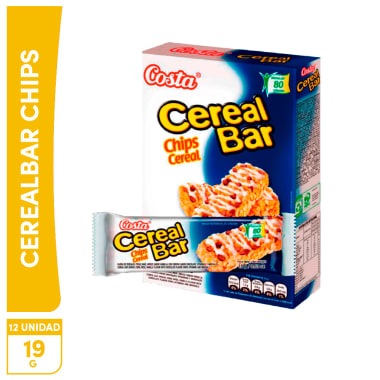 Cereal bar Chips Cereal 18g