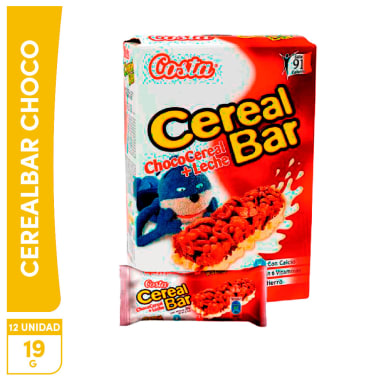 Cereal bar Choco Cereal 18g