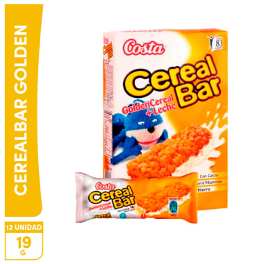 Cereal bar Golden Cereal 18g