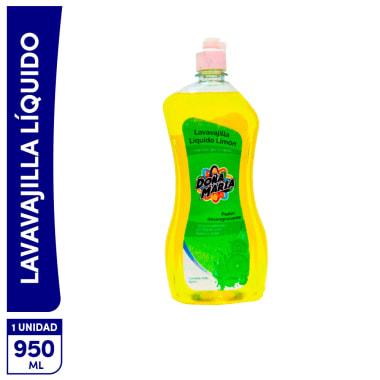 Lavavajillas líquido Limón Doña María 950ml