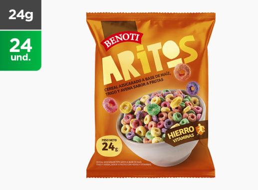 Cereales Aritos Benoti
