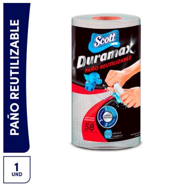 Paño Reutilizable Duramax Scott 58 unidades