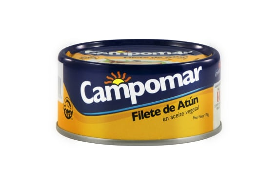 Filete de Atún Campomar - Por Mayor