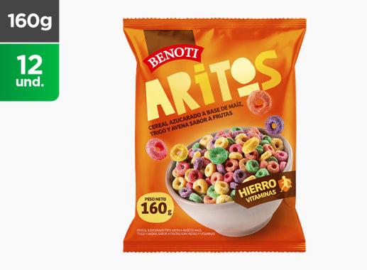 Cereales Aritos Benoti 160 gr