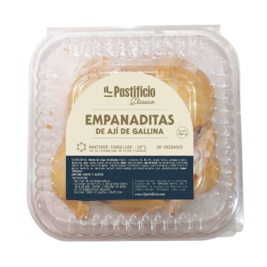 Mini Empanaditas de Ají de Gallina