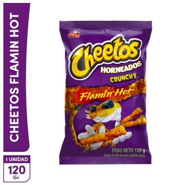 Cheetos Flamin Hot 120g