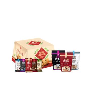 1 Vegan Panettone + 3 Avenas + 5 Quinoa Cookies