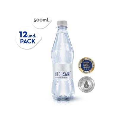 Socosani Agua mineral sin gas 500 ml