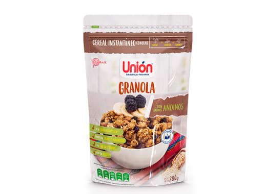 Granola con Granos Andinos