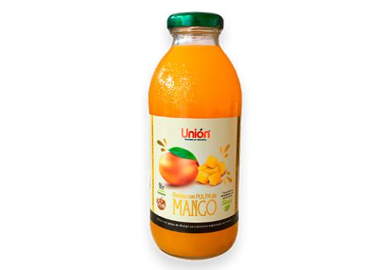 Bebida con pulpa  de mango 475 ml