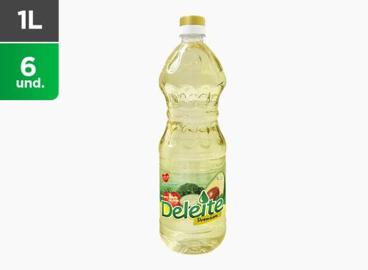 Aceite Deleite 1L - Por Mayor