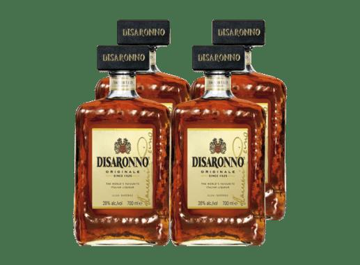 DISARONNO CLÁSICO -  FOUR PACK
