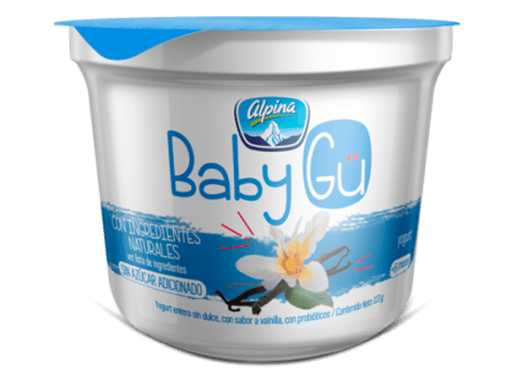 Yogurt Baby Vainilla 113gr