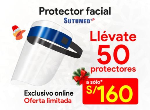Protector Facial (50 unidades)