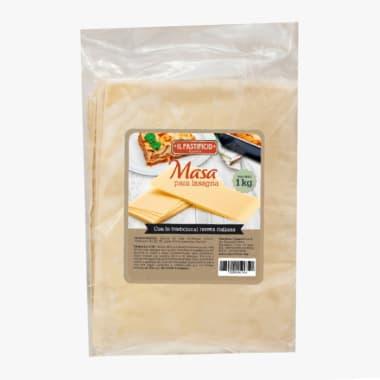 Masa para Lasagna (Congelado)