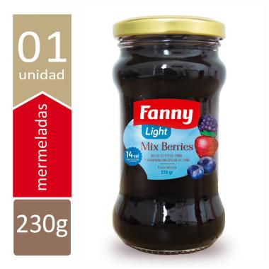 FANNY MERM BERRIES LIGHT 230 GR.