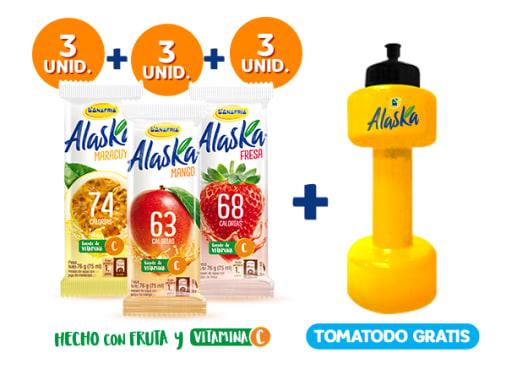 Combo Verano Alaska Vitamina C