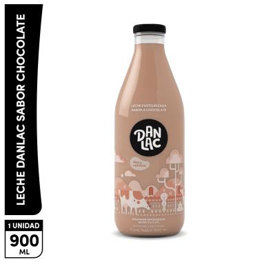 Leche Danlac Sabor Chocolate 900 Ml
