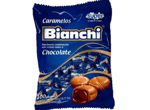 Bianchi Chocolate Blanco x 100 Und