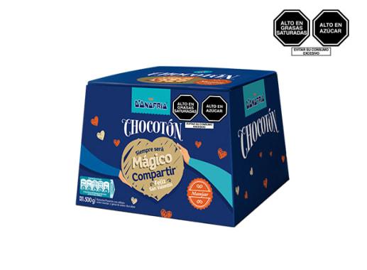 Chocoton Relleno Manjar Edición San Valentín