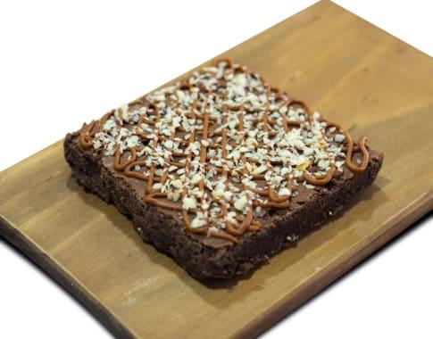 Brownie con Manjar