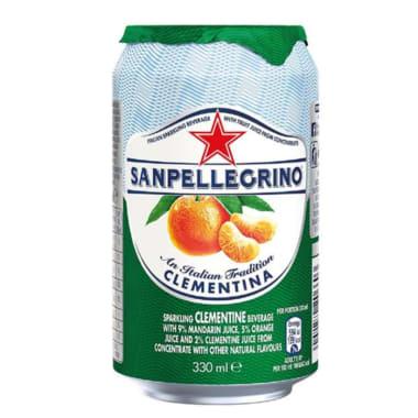 San Pellegrino Clementina x 330 ml
