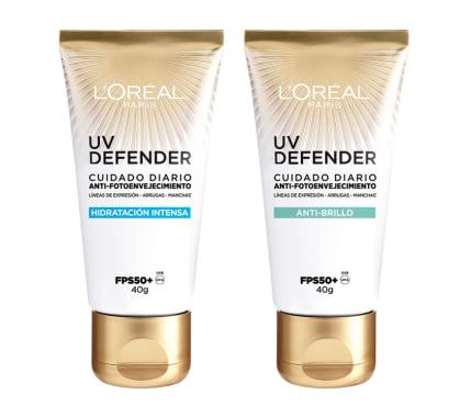 Set 2 UV Defender