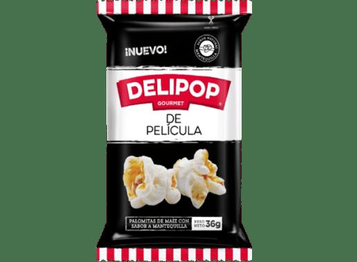 Crispetas Delipop  de Pelicula x 36 gr