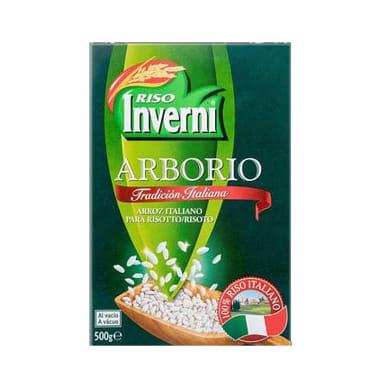 INVERNI ARROZ ARBORIO