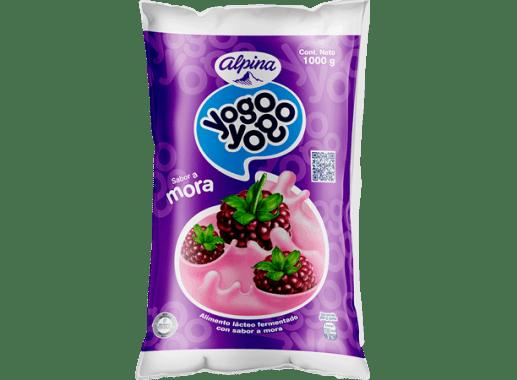 Yogo X 1000gr Mora Bolsa