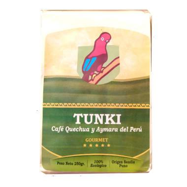 TUNKI CAFE MOLIDO MEDIO