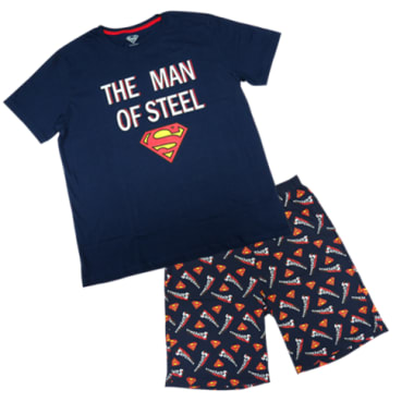 PIJAMA HOMBRE SUPERMAN