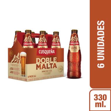 CUSQUEÑA DOBLE MALTA