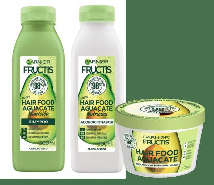 Rutina Nutritiva Hair Food Palta