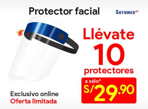 Protector Facial (10 unidades)