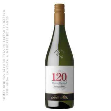 Vino 120 Reserva Especial Chardonnay 750 Ml
