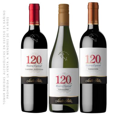 03 Vinos 120 Reserva Especial Mix