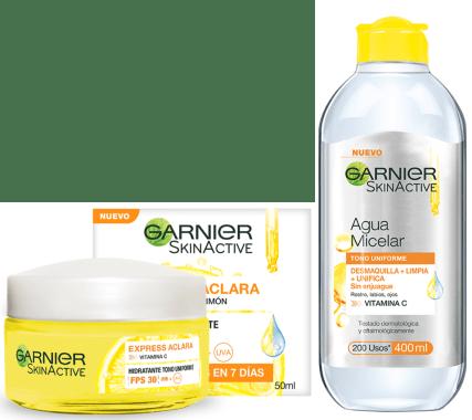 Set Anti Manchas con Vitamina C +FPS 30